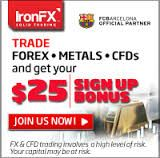 IronFX Broker – Best Trading Conditions, Best Deposit Bonus & 25$ Forex No Deposit Bonus!