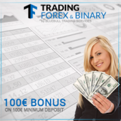 Trading Forex & Binary – Small Minimum Deposit & 100% Deposit Bonus!