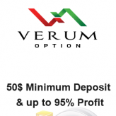 Verum Option Review – Binary Options Broker