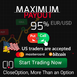 Close Option Broker Review - Binary Options Low Minimum Deposit!